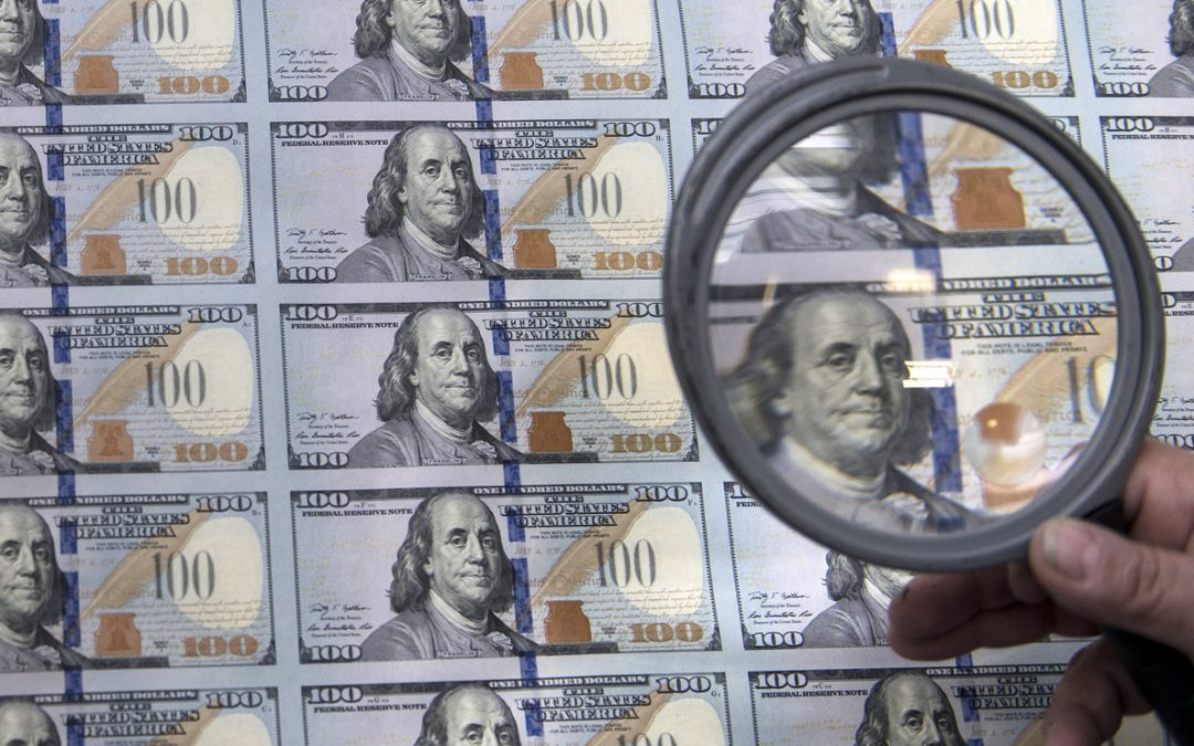 Dollar slips toward 2020 low as history reminds traders not to sleep on FX around Thanksgiving