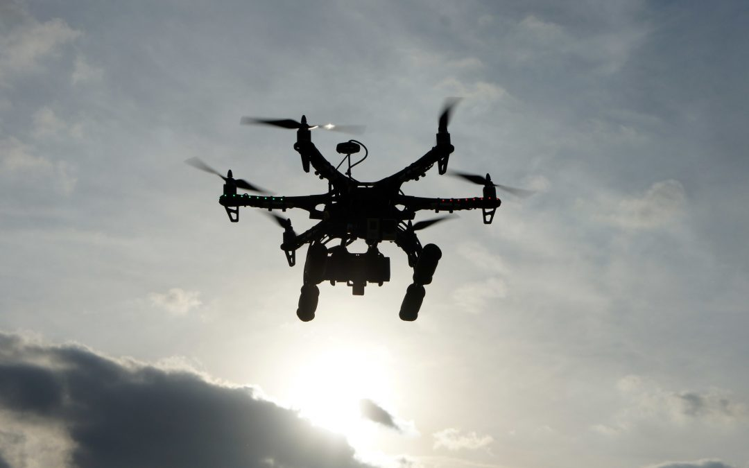 Goldman Sachs bankers using drones to help clinch M&A deals