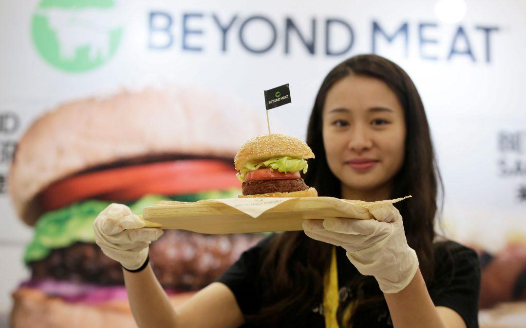 Beyond Meat, Lowe's, Microsoft, Tesla & more