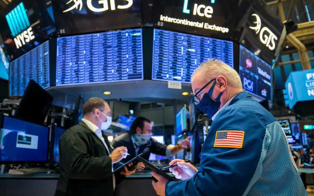 U.S. stock futures rise slightly after last week's big market rotation