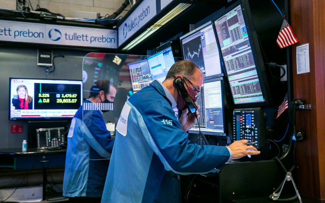 Stock futures rise after Monday's record-setting session