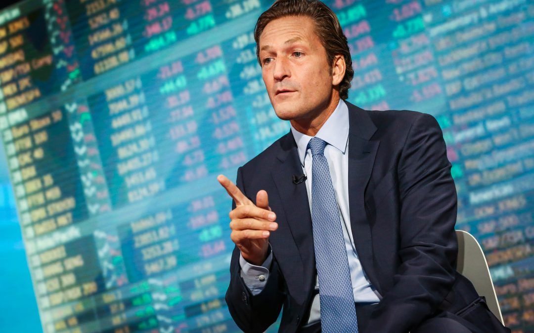 Top Goldman dealmaker Gregg Lemkau is leaving the bank at year-end