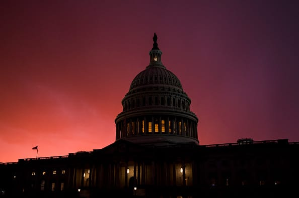 Congress stalled on stimulus talks as millions face a 'benefits cliff'