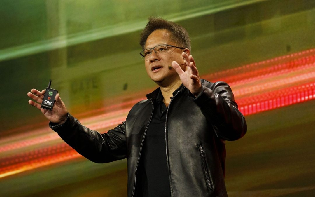 Investors temper their enthusiasm for Nvidia's earnings results amid pending Arm acquisition