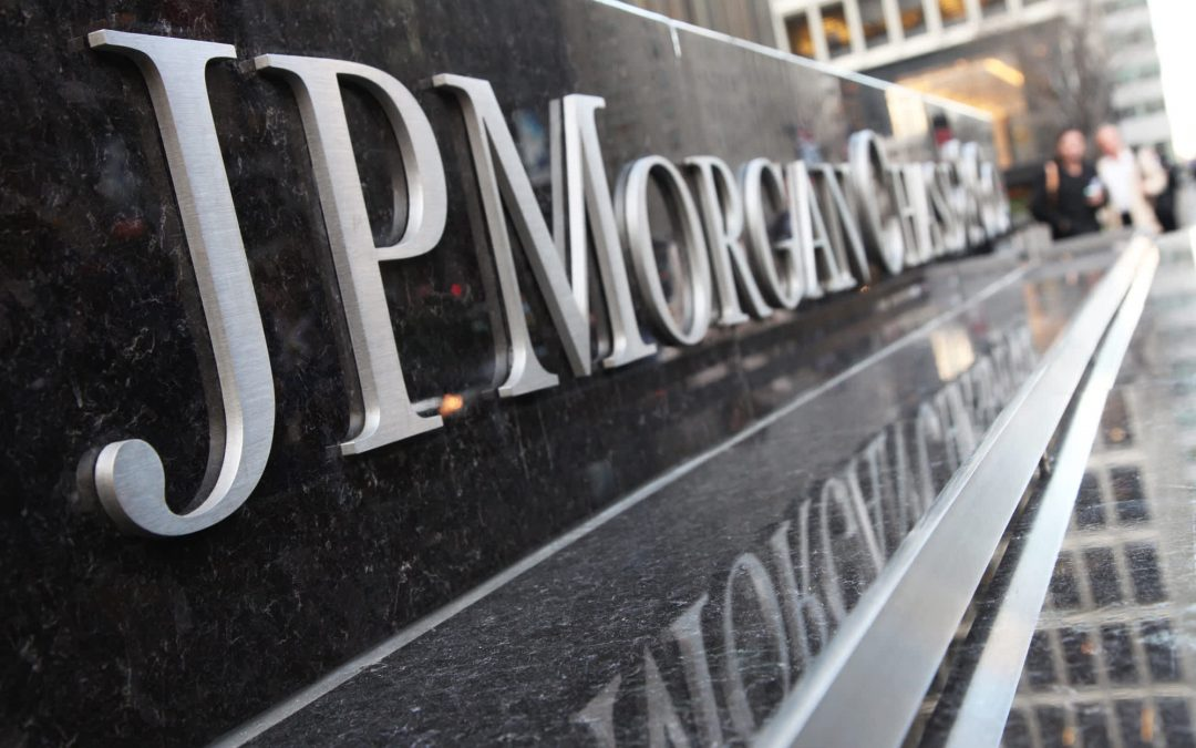 JPMorgan pledges $2.5 trillion over 10 years toward climate change