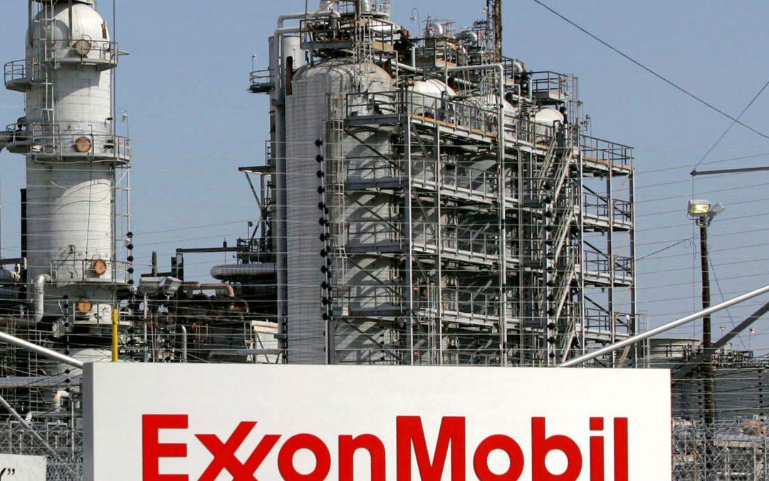 Exxon Mobil, Tribune Publishing, Apple, Tesla & more
