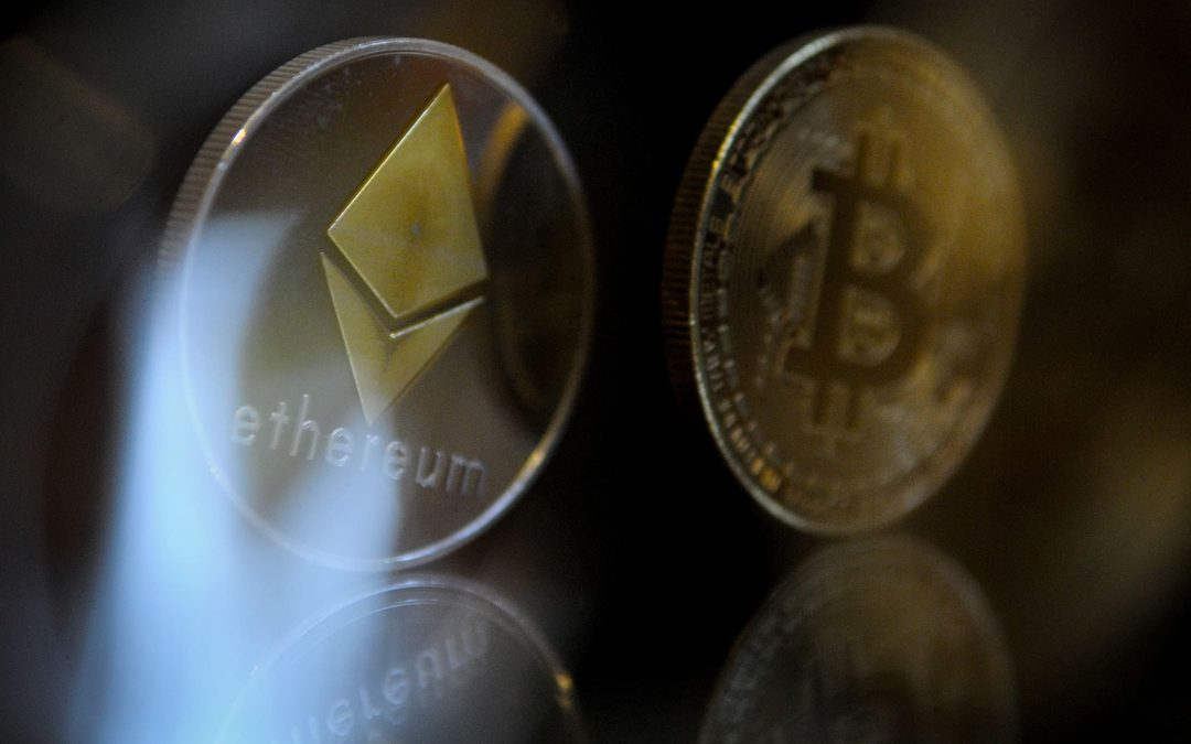 Ethereum hits all-time high, BTC rises