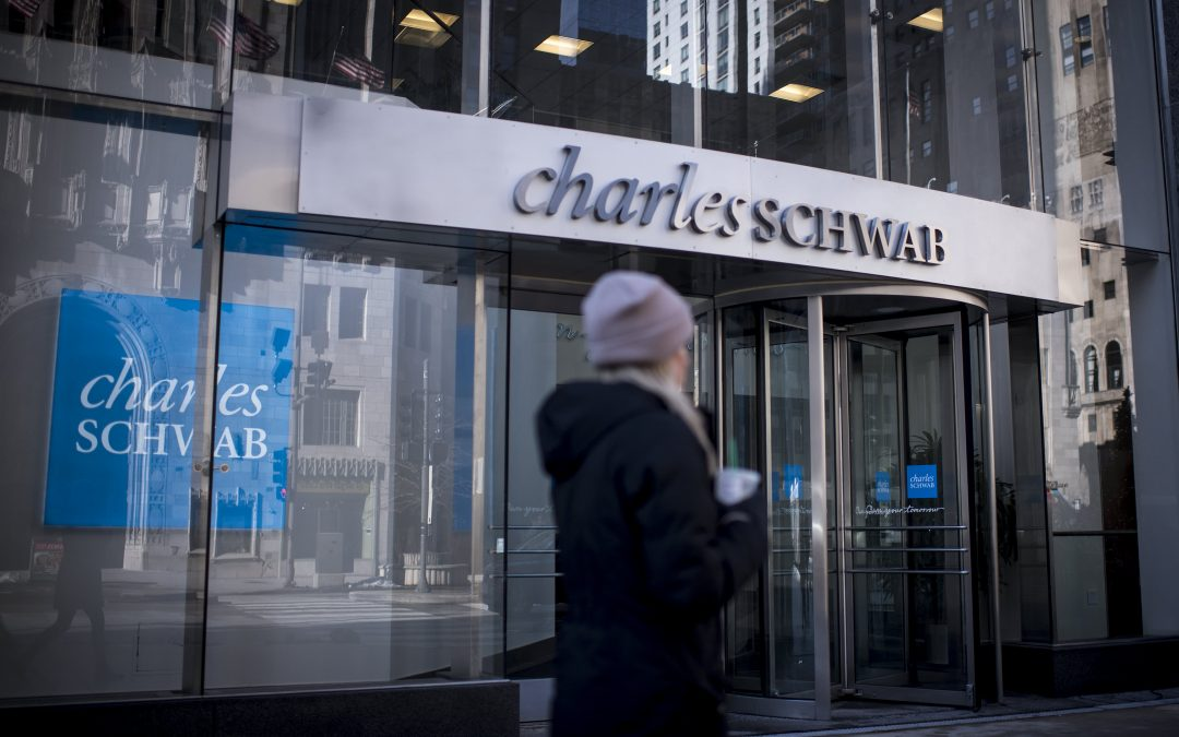 Charles Schwab Q4 2020 earnings