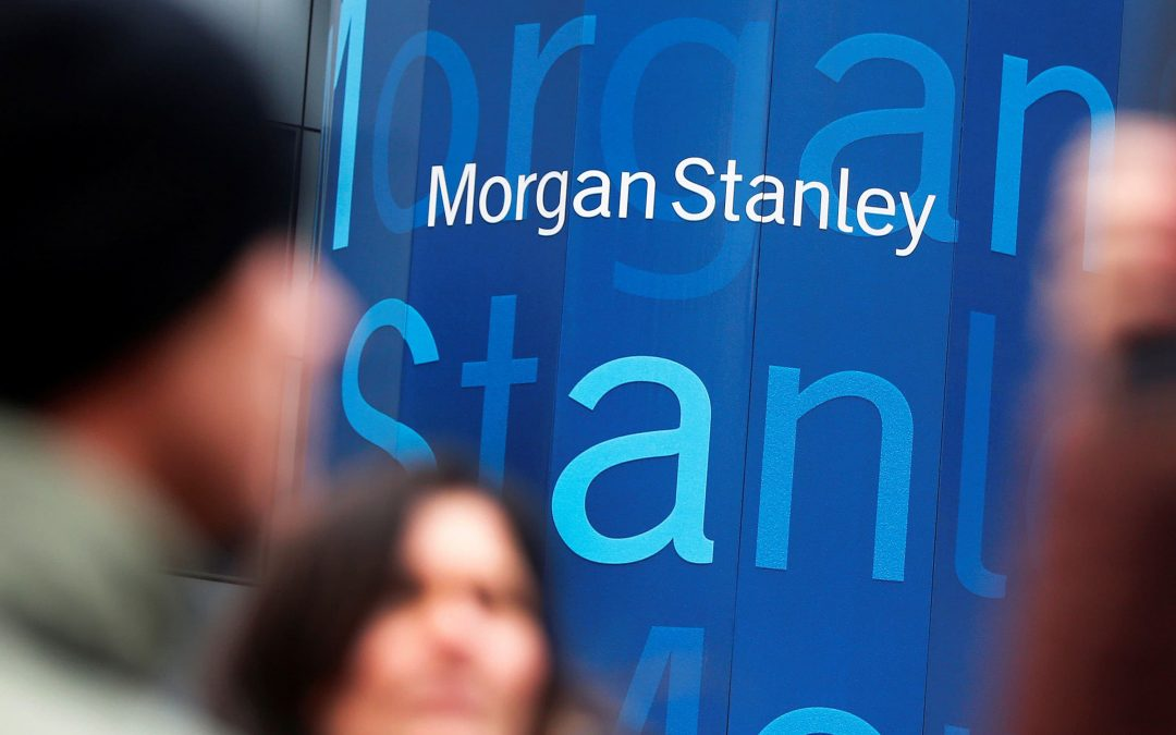 Morgan Stanley, Netflix, Pearson & more