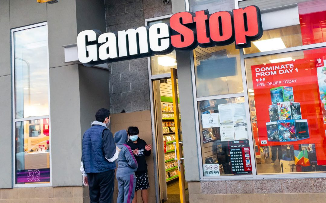 GameStop head-spinning volatility may be only the beginning