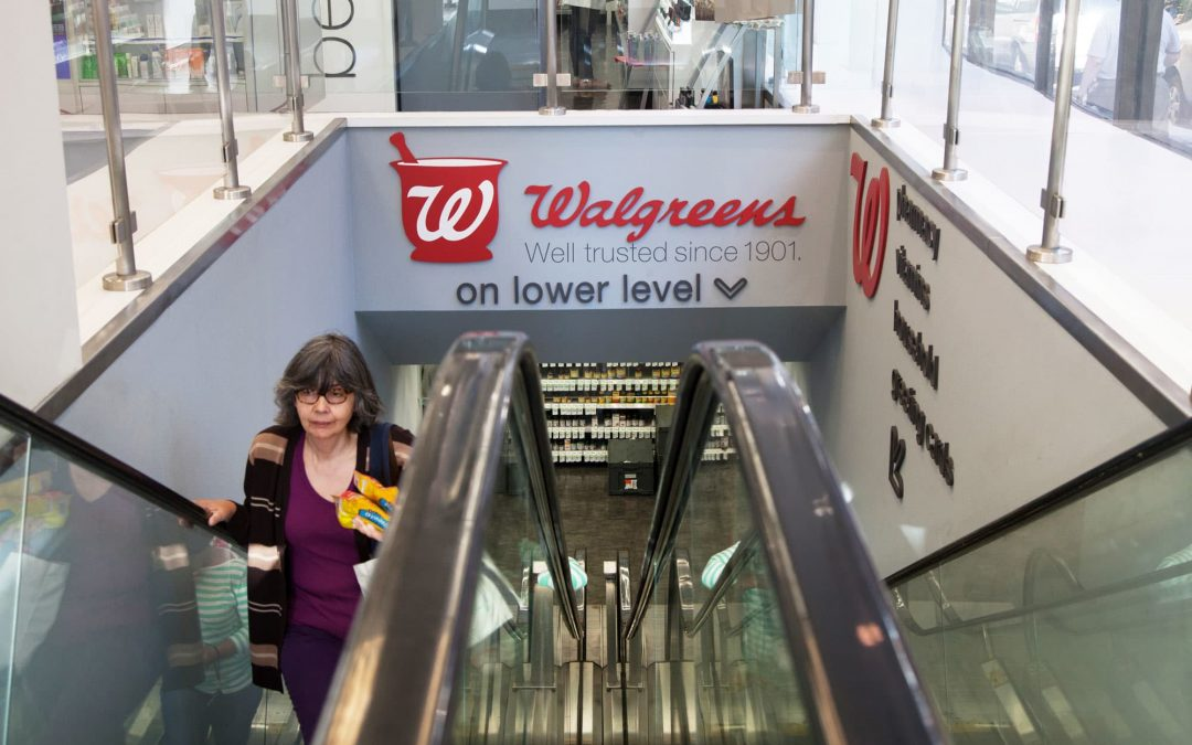 Walgreens, BlackBerry, Applied Materials & more
