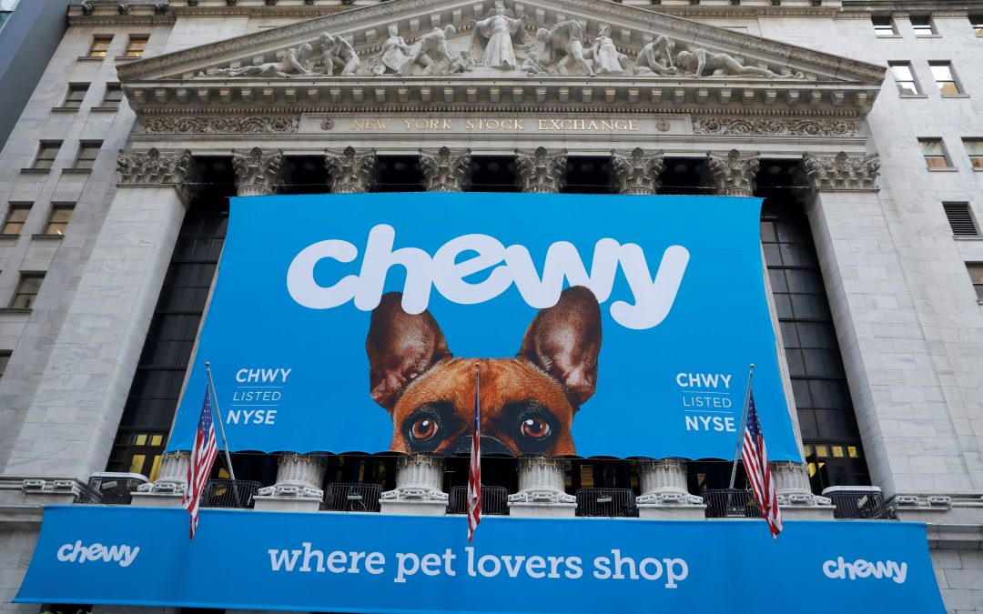 Chewy, BlackBerry, BioNTech & more