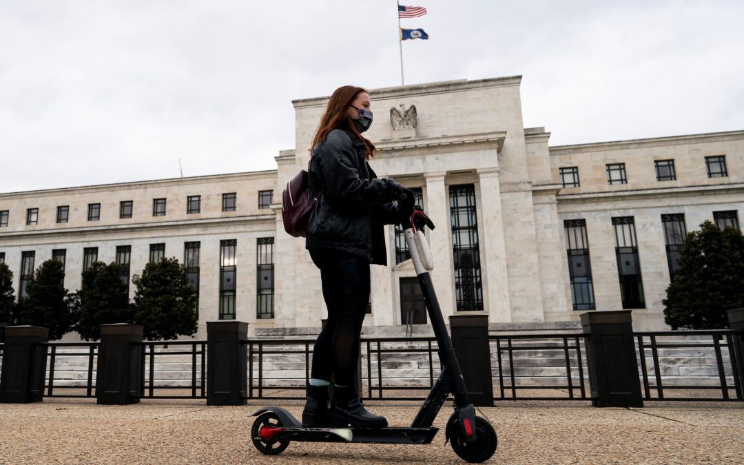 The Fed is 'overwhelmingly' white and male and must change, study says