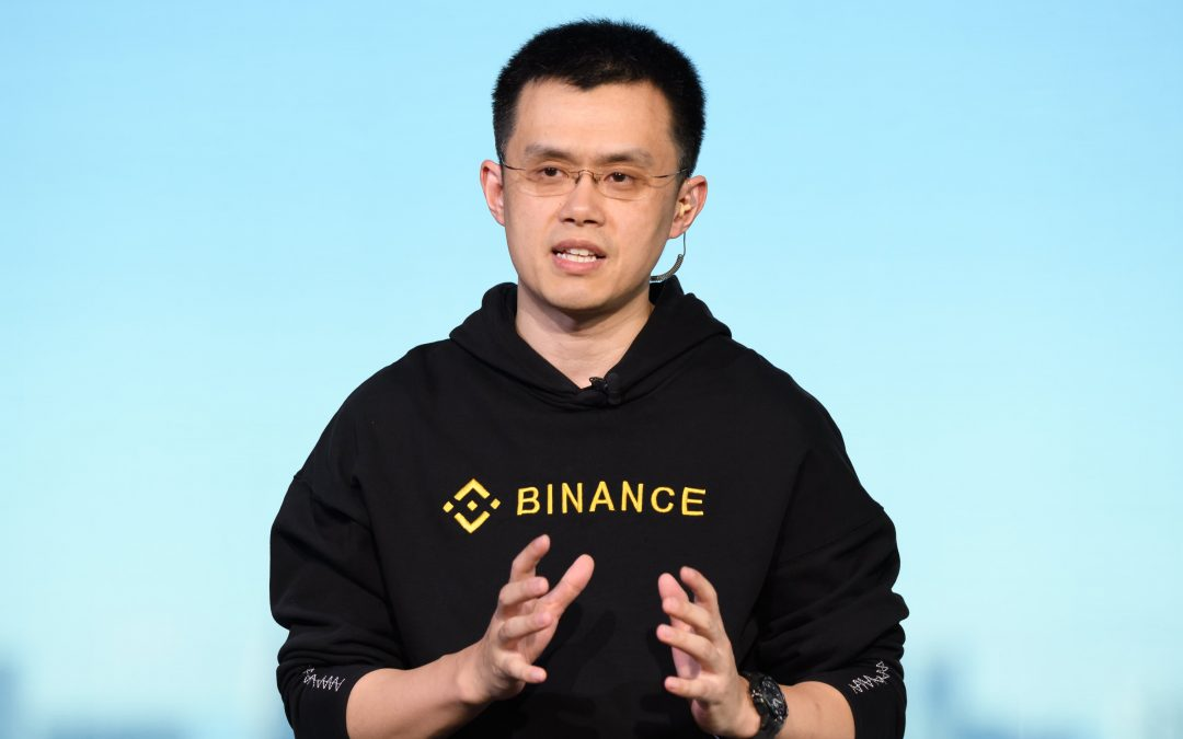 Binance CEO says willing to step down amid crypto crackdown