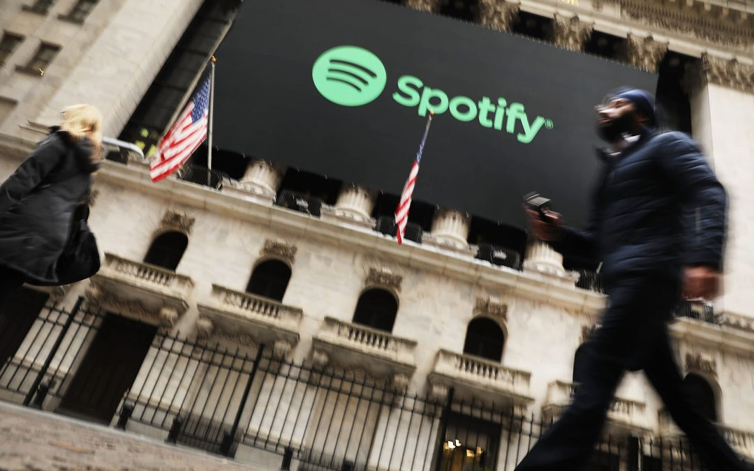 NYSE launches 'First Trade' NFTs of Spotify, Snowflake and more