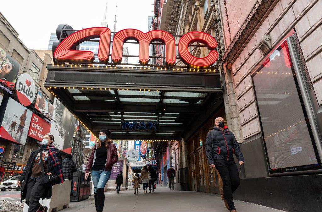 Tesla, AMC Entertainment, Charles Schwab and more