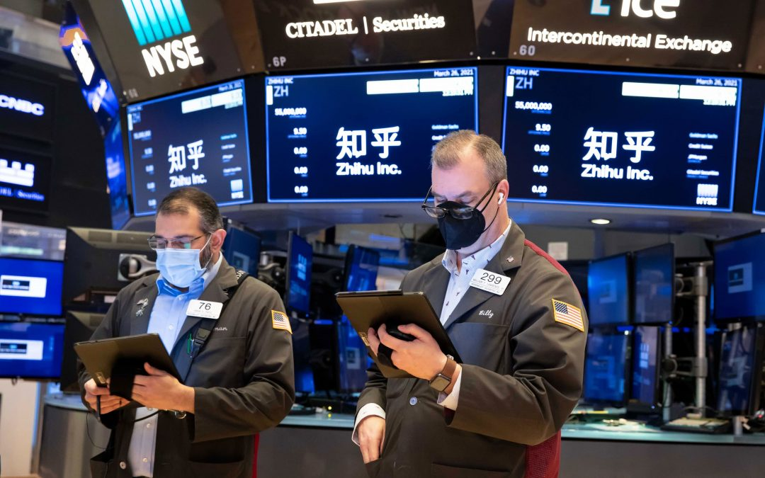 Stock futures decline after major averages post first positive session in three