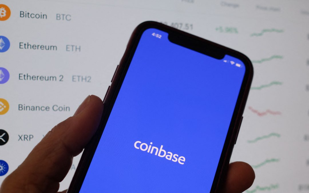 Bitcoin (BTC) and ether (ETH) prices rally ahead of Coinbase listing