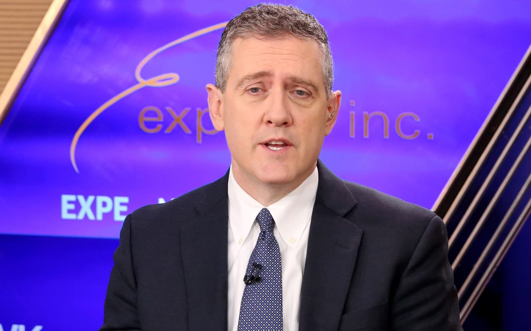 Fed's Bullard says 'it's too early to talk taper' while the pandemic continues
