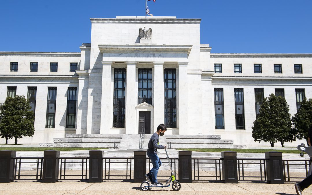 Fed warns of possible 'significant declines' in stocks as valuations rise
