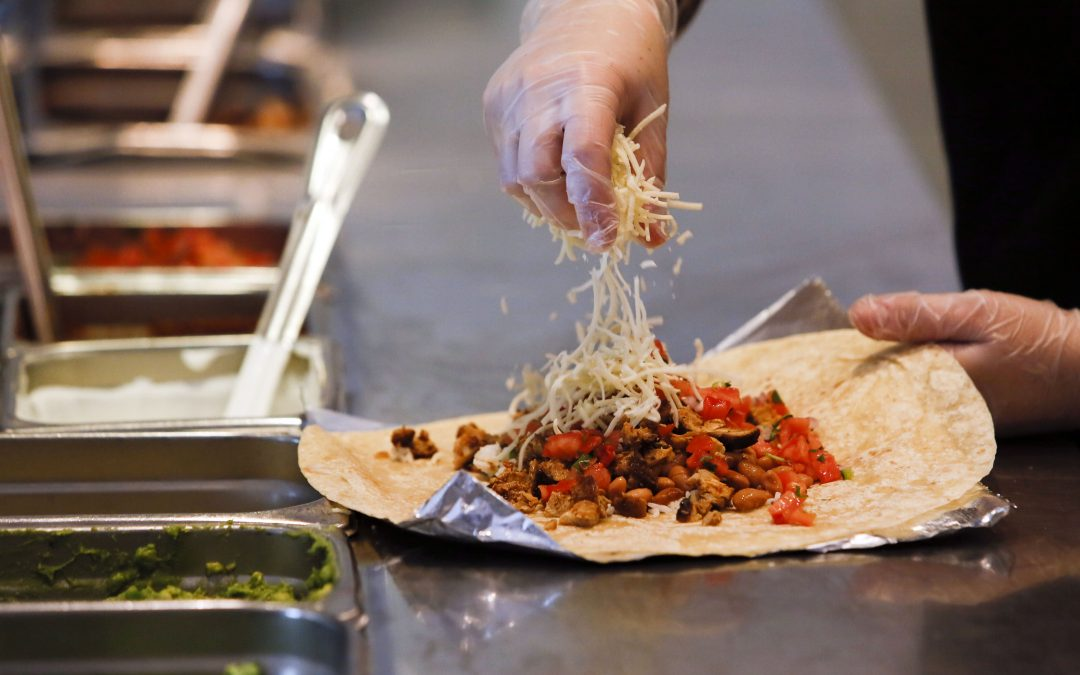 Companies from Chipotle to Whirlpool raise prices amid inflation