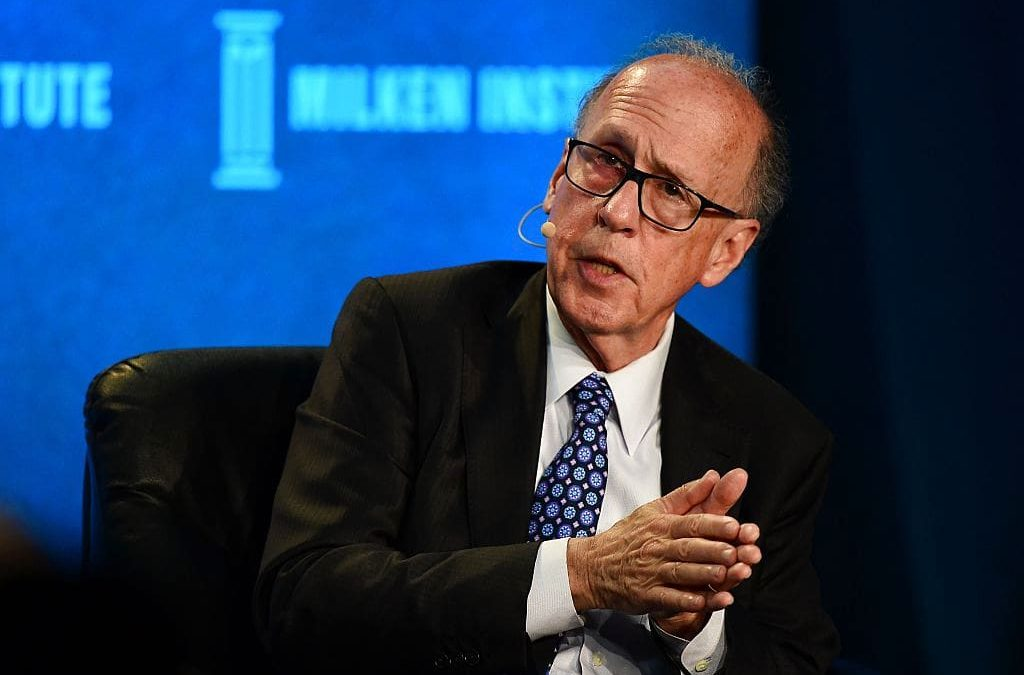 Disturbing actions by China signal cold war, Stephen Roach warns