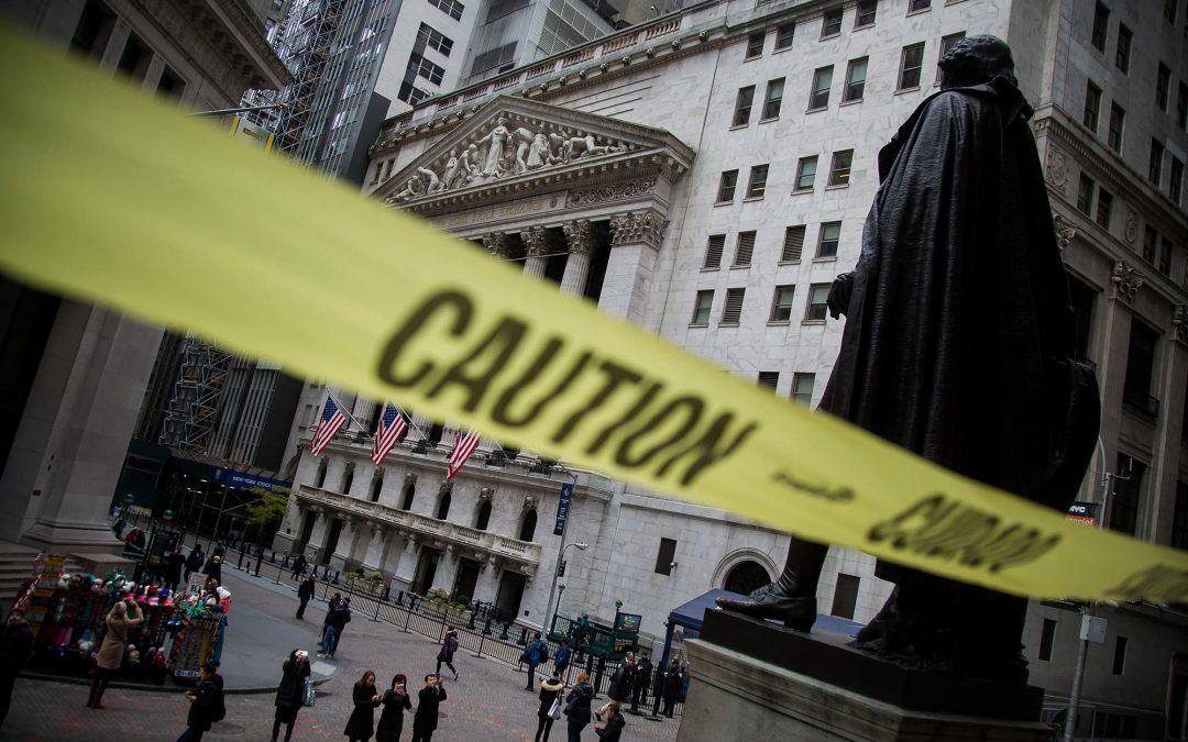 'Very dangerous' to buy stocks, bitcoin, investor David Tice warns