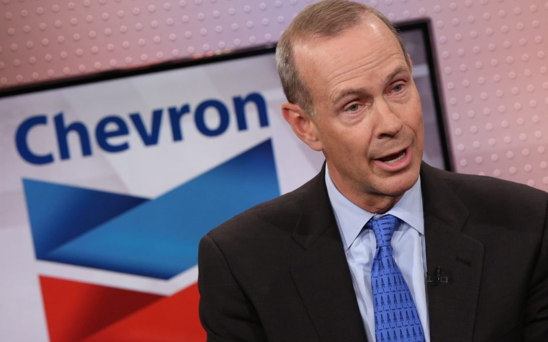Chevron (CVX) Exxon (XOM) earnings Q2 2021