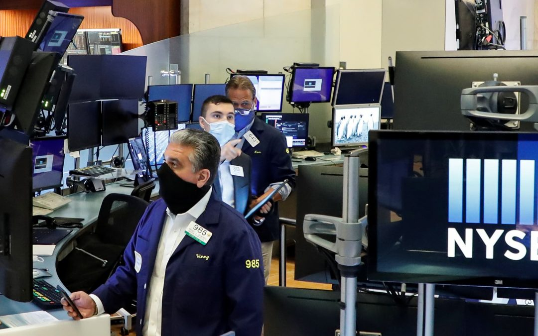 Wall Street employees begin to mask up again as Citigroup tells workers of new mandate