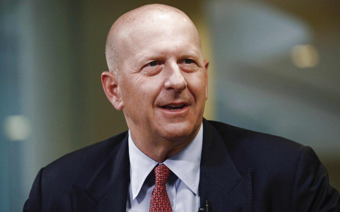 Goldman CEO Solomon says China's tech crackdown will delay many U.S. listings