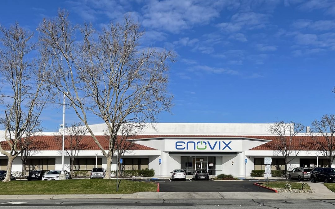 Battery start-up Enovix begins trading after SPAC merger in latest clean tech deal