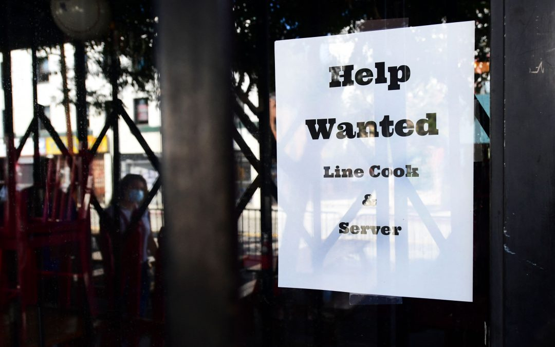 Did state cuts to unemployment pay get people back to work in June?