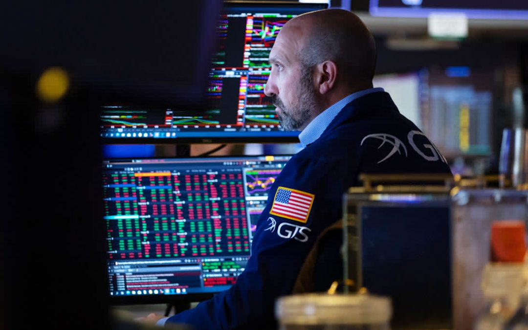 Stock futures are flat ahead of more earnings and jobs data