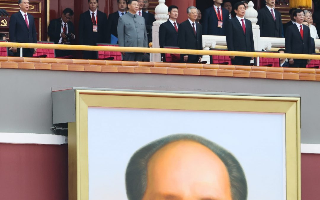 Xi seizes the chance to lead China in the path to power