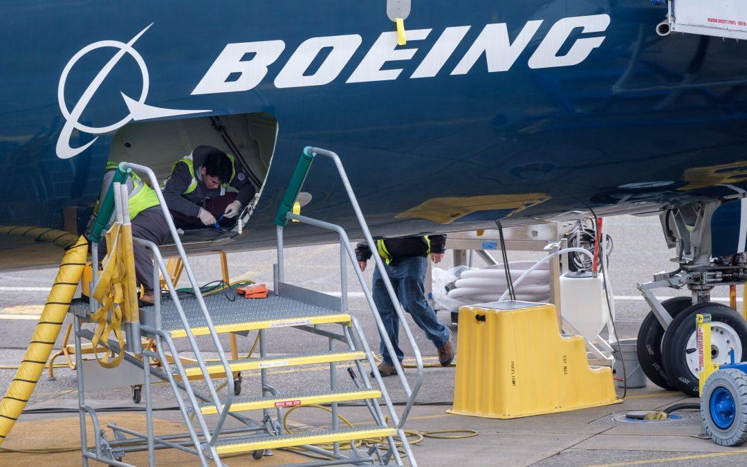 Boeing, Carnival, Goldman & more