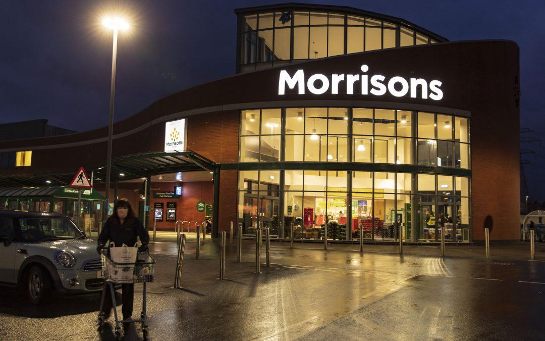 Apollo mulls bid for British supermarket chain, taking on SoftBank-backed Fortress