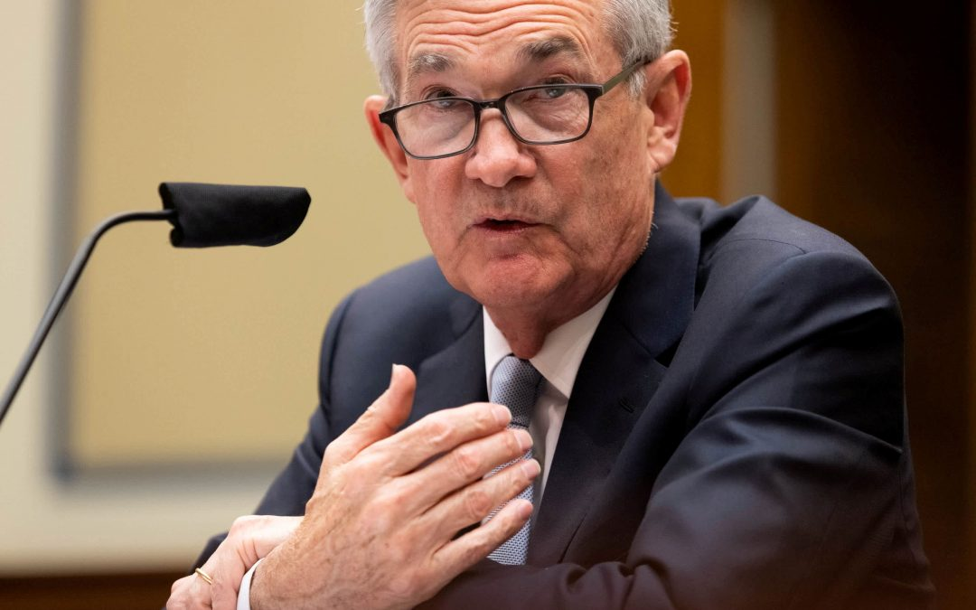 Fed Chair Powell charged with convincing Congress this week that easy policy is still needed