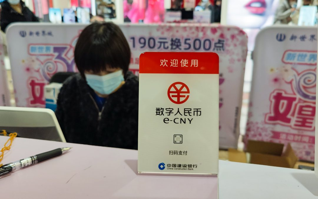 Foreign travelers to China will be able to use digital yuan