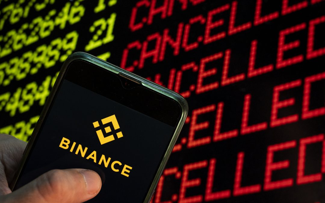 Crypto exchange Binance halts stock tokens as regulators circle
