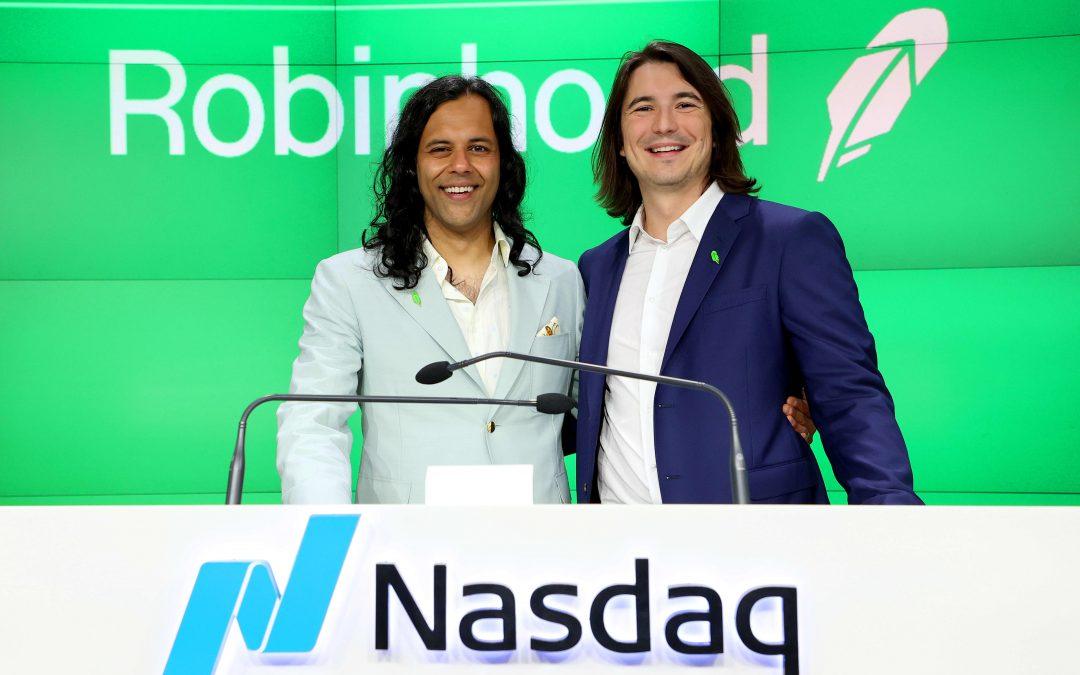 Stock starts trading on the Nasdaq