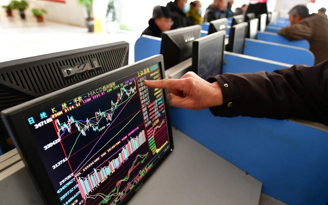 Investors bought Chinese stocks, despite regulatory concerns
