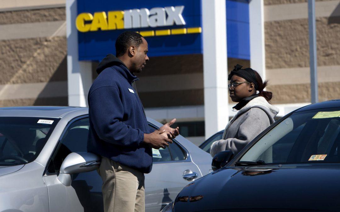 Stocks making the biggest moves premarket: CarMax, McCormick, fuboTV
