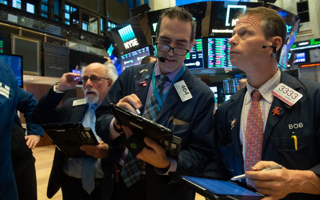 Stock futures open slightly lower ahead of Federal Reserve update
